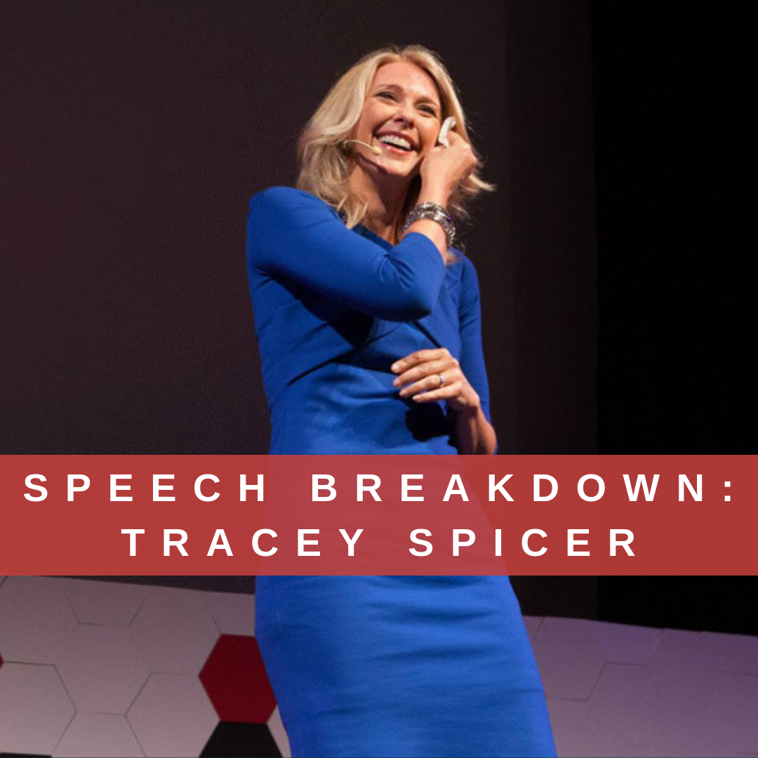 13. Tracey Spicer